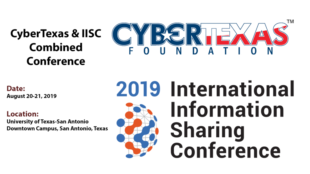 Combined CyberTexas/CIAS Conference