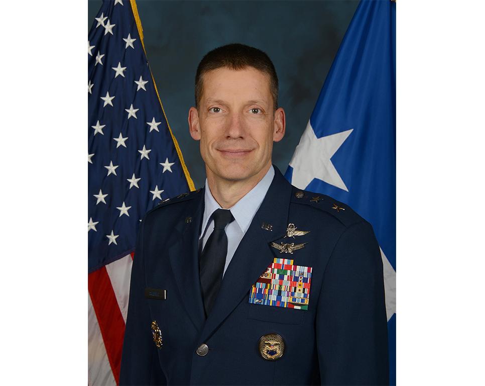 Maj. Gen. Robert J. Skinner