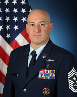 Chief Master Sergeant David P. Klink