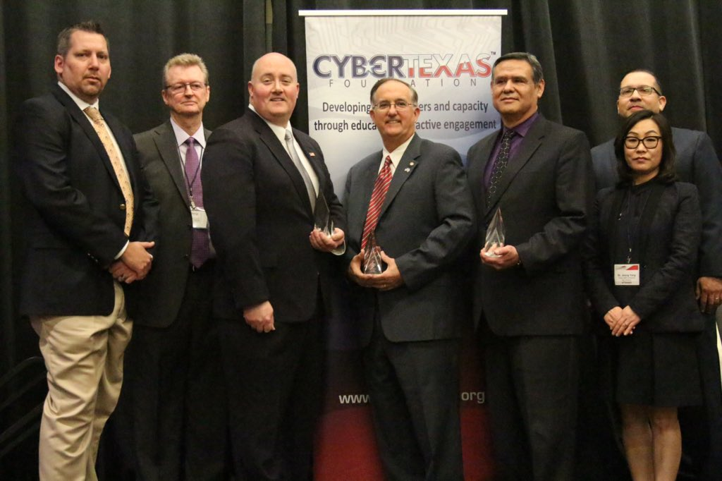 9th Annual San Antonio Mayor's Cyber Cup Awards Luncheon And College Fair