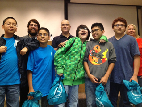 CyberStar – Middle School Cyber Camp